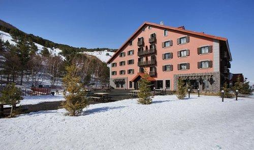 Тур в Dedeman Palandoken Ski Lodge 4☆ Турция, Паландокен