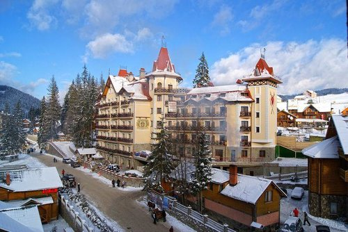 Тур в Patkovski Hotel 2☆ Украина - Карпаты, Буковель (Поляница)