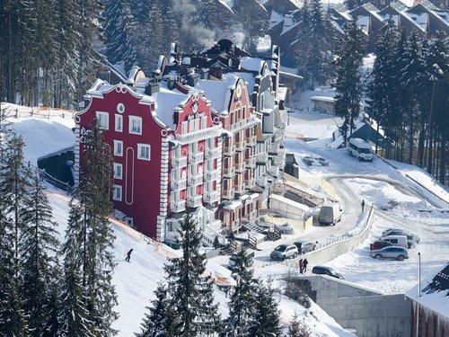 Тур в Petros Hotel 3☆ Украина - Карпаты, Буковель (Поляница)