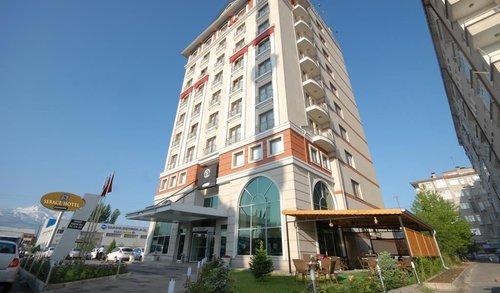 Горящий тур в Serace Hotel 4☆ Турция, Эрджиес