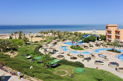 Тур в The Three Corners Sunny Beach Resort 4☆ Египет, Хургада