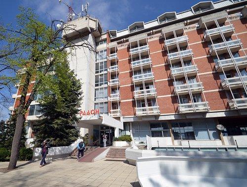 Горящий тур в Radon Hotel 4☆ Сербия, Ниш