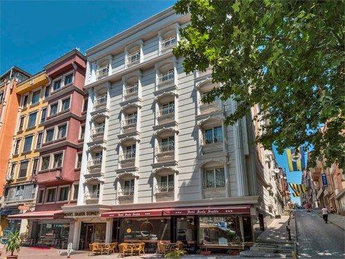 Горящий тур в Santa Sophia Hotel 3☆ Турция, Стамбул