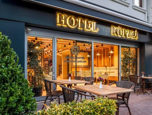 Тур в Kupeli Hotel 3☆ Туреччина, Стамбул