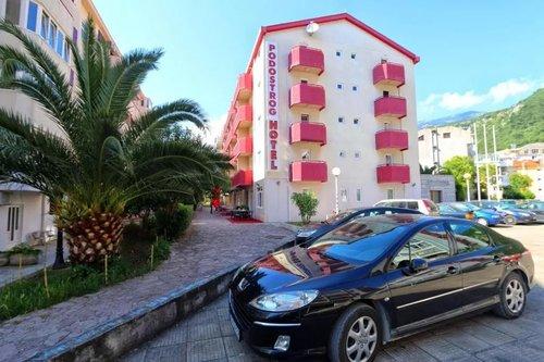 Тур в Podostrog Hotel 3☆ Черногория, Будва