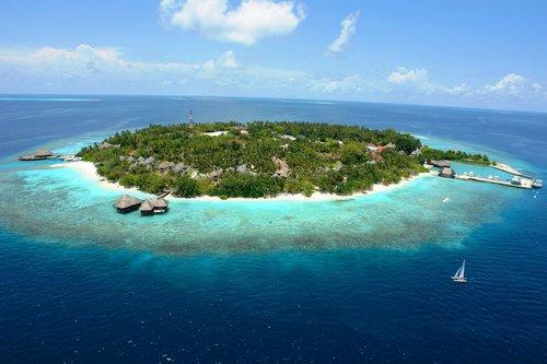 Тур в Bandos Island Resort & Spa 4☆ Мальдивы, Северный Мале Атолл