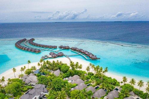 Горящий тур в The Sun Siyam Iru Fushi 5☆ Мальдивы, Нуну Атолл