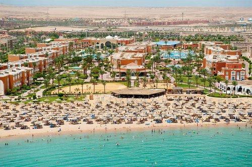 Тур в Sunrise Select Garden Beach Resort & Spa 5☆ Египет, Хургада