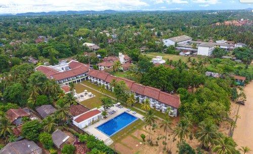 Тур в Hibiscus Beach Hotel 3☆ Шри-Ланка, Калутара