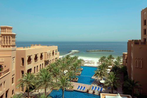 Тур в Sheraton Sharjah Beach Resort & Spa 5☆ ОАЭ, Шарджа