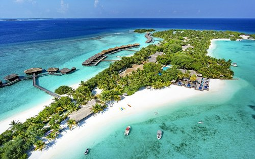 Тур в Sheraton Maldives Full Moon Resort & Spa 5☆ Мальдіви, Північний Мале Атол