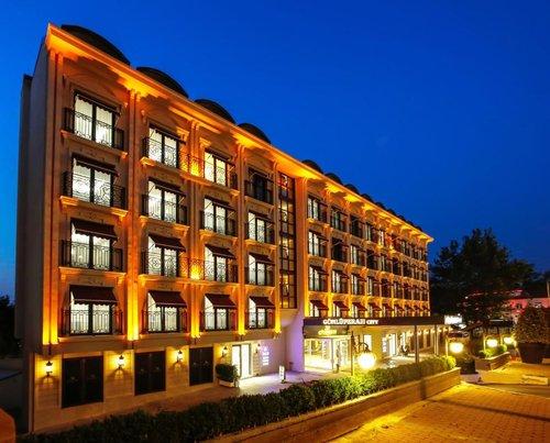 Горящий тур в Gonluferah City Hotel 4☆ Турция, Бурса