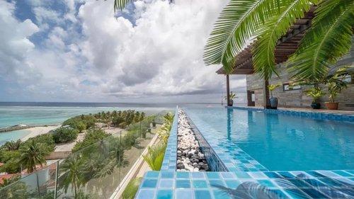 Горящий тур в Arena Beach Hotel 4☆ Мальдивы, Южный Мале Атолл