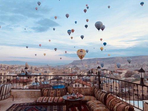 Тур в Alia Cave Hotel 5☆ Турция, Каппадокия