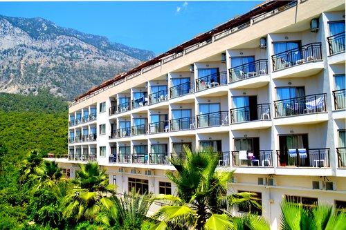 Тур в Magic Sun Hotel 4☆ Турция, Кемер