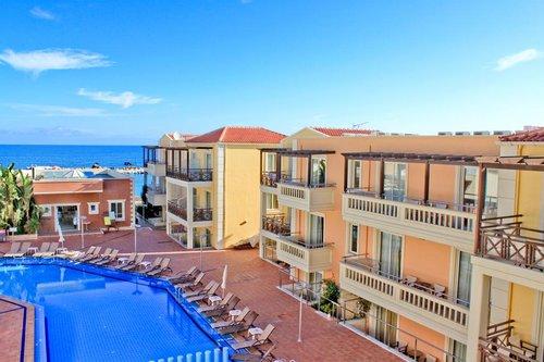 Тур в Porto Kalamaki Hotel 2☆ Греция, о. Крит – Ханья