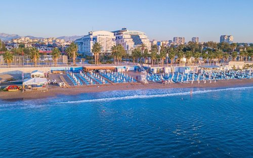 Тур в Sealife Family Resort Hotel 5☆ Турция, Анталия