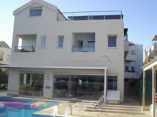 Тур в Despina Apartments 3☆ Греция, о. Крит – Ханья