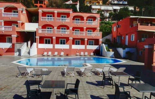 Тур в Paradiso Aparthotel 3☆ Греция, о. Корфу