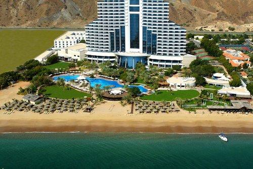 Тур в Le Meridien Al Aqah Beach Resort 5☆ ОАЕ, Фуджейра