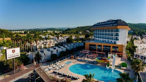 Тур в Throne Beach Resort & Spa 5☆ Турция, Сиде